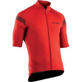 Northwave Extreme H2O Total Protection Jas Heren rood